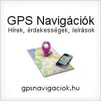 GPS Navigációk · Hírek · Leírások · Szaküzletek