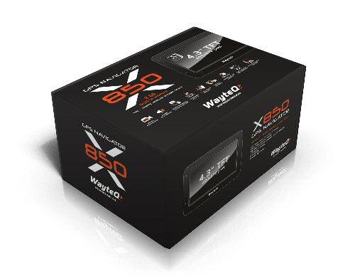 WayteQ x850